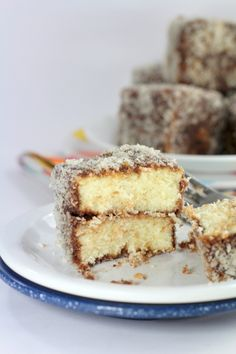 australian dessert lamington recipe