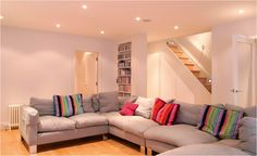 How To Convert A Basement Homebuilding Renovating From Basement Conversion  Cost