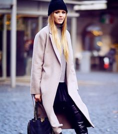 @Alexandra M What Wear - What Are The 5 Best Coats To Flatter Any Figure?