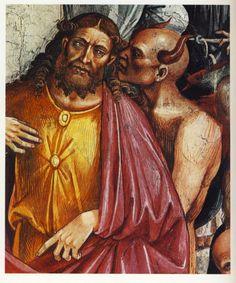 The Antichrist (Signorelli, Orvieto, c. 1500)