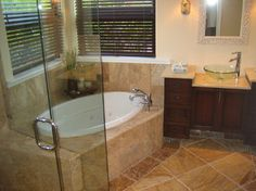 Endless Summer - tropical - bathroom - miami - Farrell Design Assoc Inc,