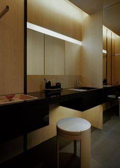 mars spa and salon interior