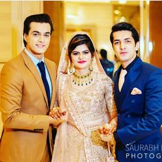 Image may contain: 3 people, people standing and wedding Sis Loves, Mohsin Khan, Cutest Couple Ever, Zara Shirt, Boys Dpz, Together Forever, Day Of My Life, Celebs, Celebrities