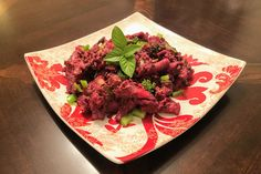 Blush Beet Verdant Pasta - Food & Nutrition Magazine - Stone Soup Nutrition And Dietetics, Food Nutrition, Pasta Recipes, Beef Recipes, Yummy Veggie, Stone Soup, Vegan Menu, Green Veggies, Pasta Food