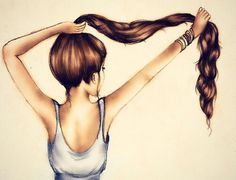 Long hair, dont care...