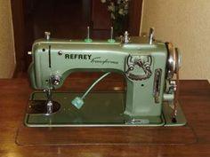 maquina de coser refrey - Buscar con Google