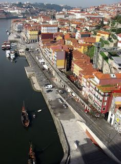 Porto, Portugal | www.WithTheGrains.com