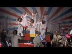 "That's enough internet for me today: Polyphonic Spree ""Lithium"" Music Video"