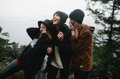 jordanvoth:  Courtney, Monika & Katie Versace outake.