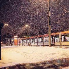 Ser ut som om det er vinter  ( # @abelsentonje )