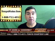 St Johns Red Storm vs. Vanderbilt Pick Prediction College Basketball Odd...