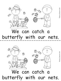 Emergent Reader: Butterflies (variety of sight words) Cute reader your students will LOVE(includes life cycle of butterfly)! $