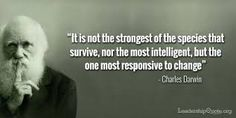 Image result for adaptation quotes