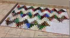 Quiltville's Quips & Snips!!: Scrappy Mountain Majesties, Tulsa Style!