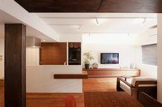 専門家:スタイル工房が手掛けた、LDK(Ya邸・シックでのびやかな住空間で暮らす)の詳細ページ。新築戸建、リフォーム、リノベーションの事例多数、SUVACO(スバコ)
