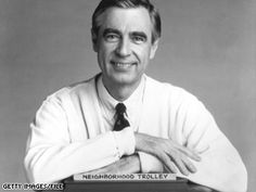 Mr. Rogers...the real deal!