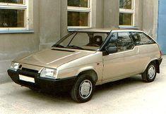 OG | 1988 Škoda Favorit Coupé | Prototype designed by Bertone