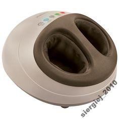 """URZĄDZENIE DO MASAŻU STÓP AIR PRO FMS-350H Polecam nowy produkt 2015: Masażer do stóp wyróżniający się posiadaniem funkcji masażu uciskowego. """"Skarpety"""", w które wkłada się stopy podczas masażu są wyjmowane i można je prać."""