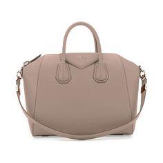 b68bdfa419 Givenchy Antigona Medium Leather Satchel Bag