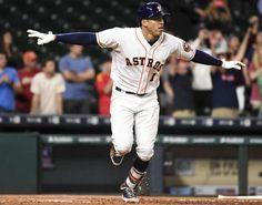 Astros con hit de oro de Carlos Correa deja en el terreno a Orioles en el inning 13.