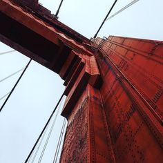 #GoldenGateBridge #SanFrancisco #California #Details by fuerg