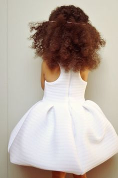 Toddler Girl Blake dress  Flower girl dress van Sansahash op Etsy