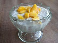 Gęsty i kokosowy pudding z chia