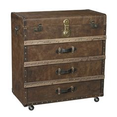 """Found it at Wayfair - Pelican Harbor Accent Chest  550 33"""" high"""