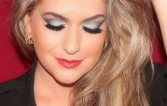 Maquiagem para o Réveillon 2014 #byalicesalazar