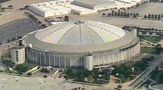 UH grad student presents master's thesis on saving historic Astrodome
