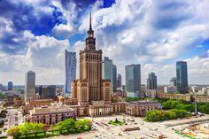 Varsovia una ciudad llena de historia