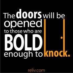 Will you be bold today? Who will you tell about Reliv's optimal nutrition? https://reliv.com/how-reliv-works