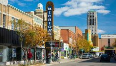 10 Great Places to Live and Learn - Ann Arbor, Mich.