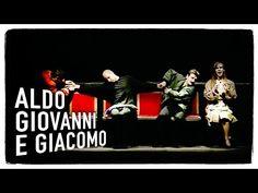 Spettatori in platea: animali in scena - I corti di Aldo Giovanni e Giacomo - YouTube