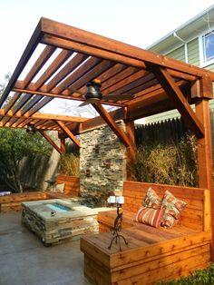 Small Backyard Home Design Idea More