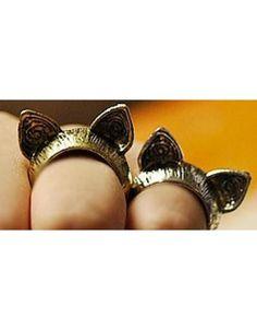 Cat Ring http://www.ovstore.nl/nl/cat-ring.html