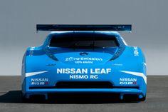 Nissan LEAF NISMO RC (real car)