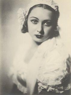 Irina Baronova, 1930s