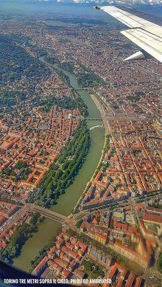Torino tre metri sopra al cielo.. Grazie Città di Torino..per la tua simpatia e allegria. Un saluto a tutti i piemontesi. Ciao #turin Torino da Scoprire Foto di Diego Ambruoso