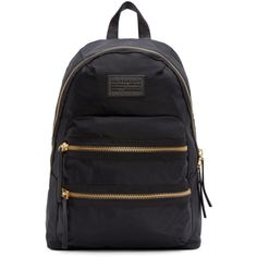 Marc by Marc Jacobs Black Domo Arigato Backpack