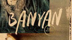 Banyan Bar + Refuge Identity Design