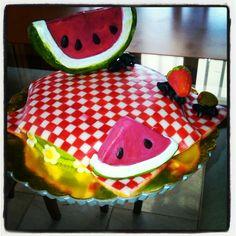 cake dia de campo