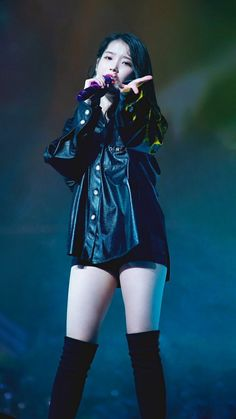 K-Pop Babe Pics – Photos of every single female singer in Korean Pop Music (K-Pop) Stage Outfits, Kpop Outfits, Korean Outfits, Jungkook Cute, Park Min Young, Iu Fashion, Korean Music, Korean Model, Female Singers