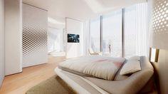 Intérieurs Zaha Hadid à Dubai 8