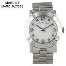 #Marc by #Marc #Jacobs #Women's MBM3054 Amy Midsize White Dial #Watch  #Price:	$129.78 & FREE Shipping