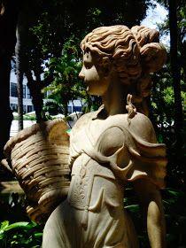 Vaneza com Z: Conheça a Praça do Campo Grande em Salvador