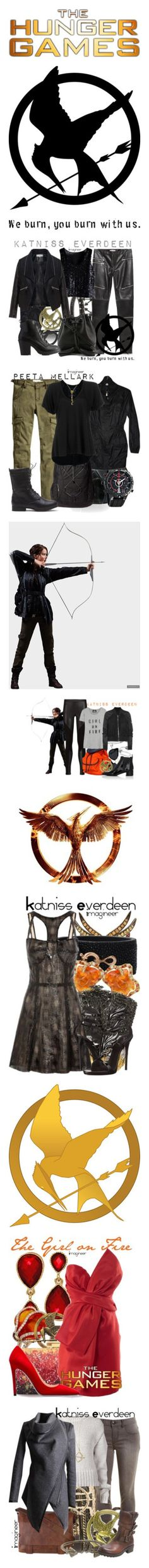 """""""The Hunger Games"""" by claucrasoda ❤ liked on Polyvore featuring hunger games, the hunger games, fillers, backgrounds, art, quotes, text, words, effects and saying"""
