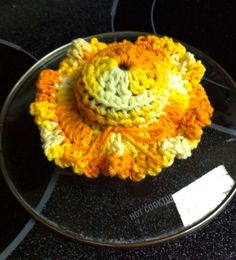 Unique Handmade Hot Hat for Pot and Pan Lids | Thecrochetcubby - Crochet on ArtFire