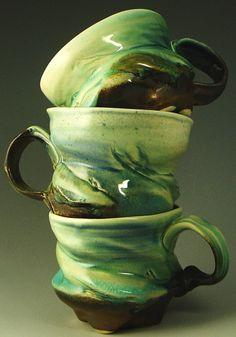organic shape by Catherine Rehbein