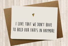Handmade Funny Anniversary Card Valentines Card Love by SpicyCards